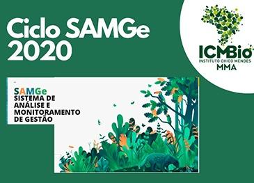 Sistema SAMGe – Inscrições abertas para o treinamento da plataforma oficial de análise e monitoramento das Unidades de Conservação