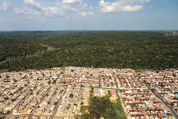 Encontro dá início à construção do Fórum de Cidades Pan-Amazônicas