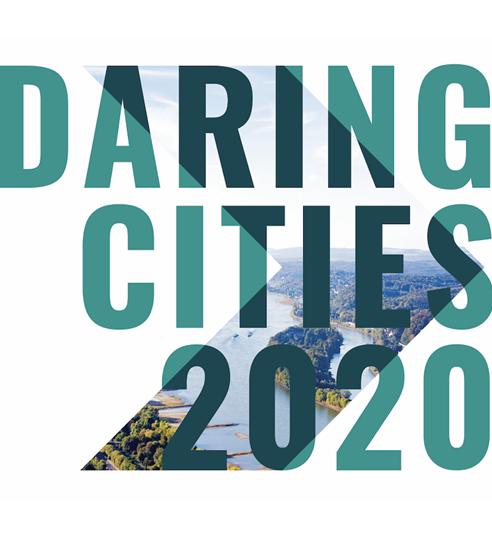 Convite para treinamento exclusivo do Daring Cities