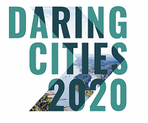 Invitación para entrenamiento exclusivo de Daring Cities