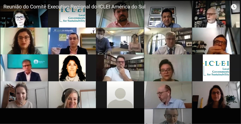 Conheça a nova composição do Comitê Executivo Regional para a América do Sul