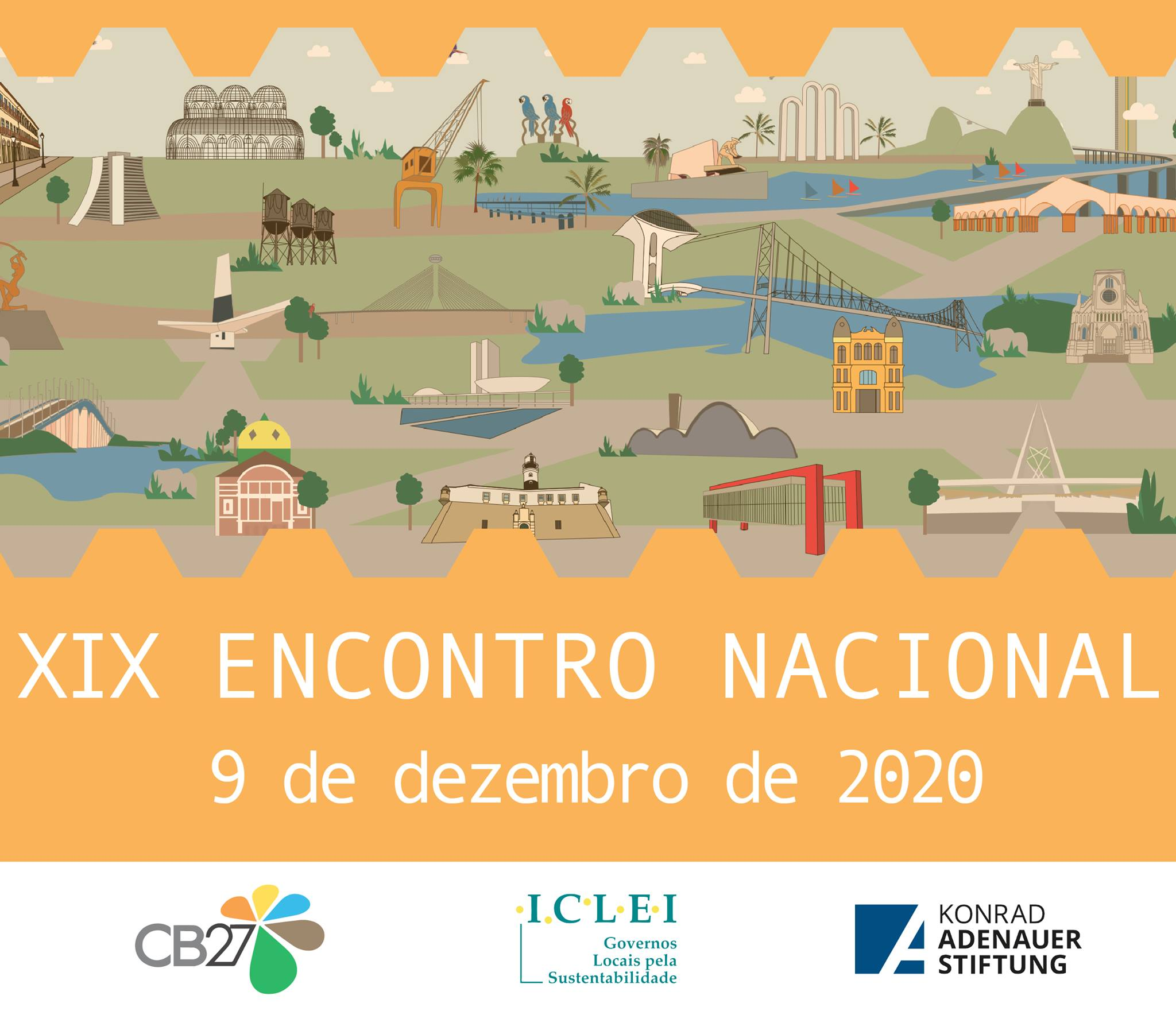 XIX Encontro Nacional do Fórum CB27