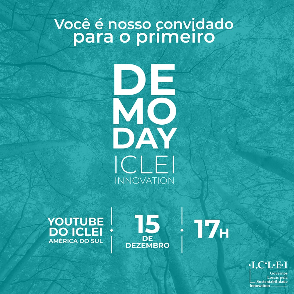 Demo Day do ICLEI Innovation