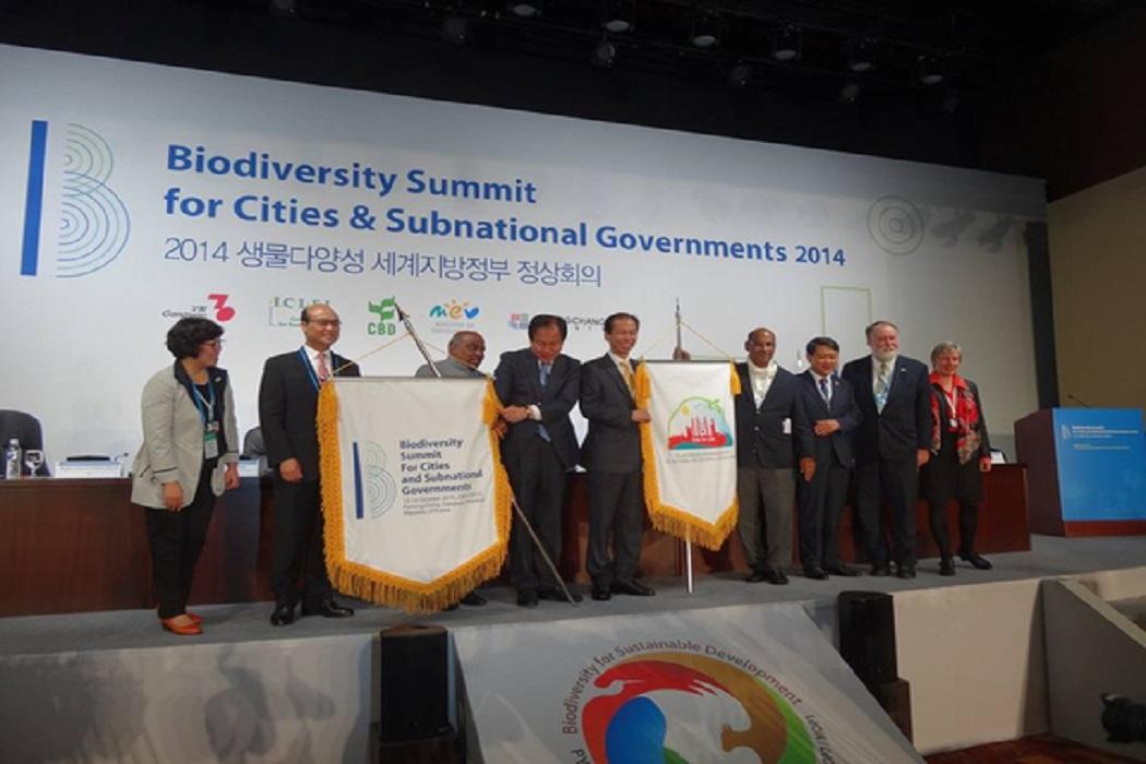 Cúpula de Biodiversidade estimula a integração da biodiversidade a todos os níveis de governos