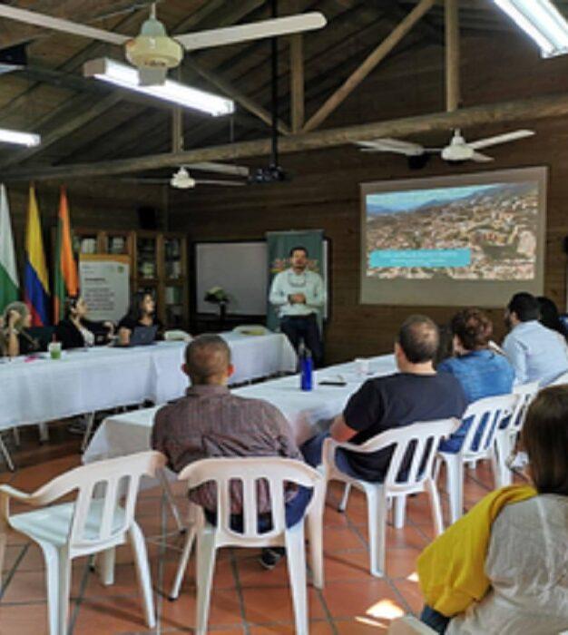 Grupos consultivos do Projeto Urban-LEDS II se reúnem pela primeira vez no Brasil e na Colômbia
