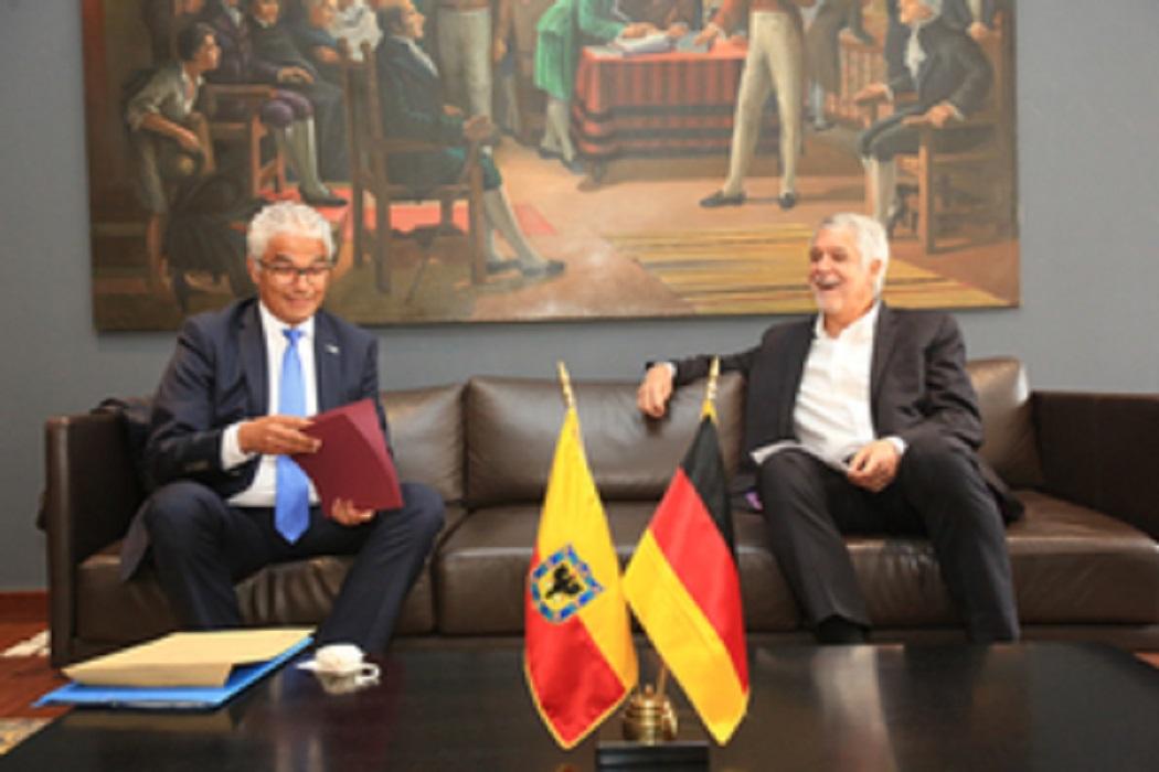 Prefeito de Bonn convida cidades sul-americanas para a Cúpula de Líderes Locais e Regionais em novembro