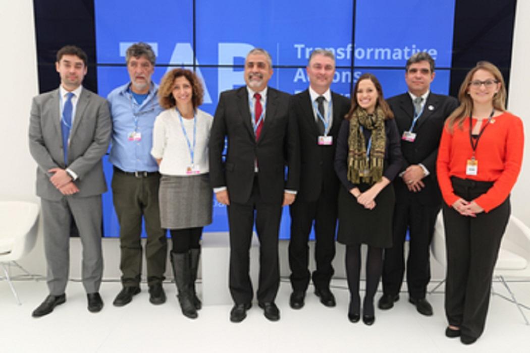 Cidades Latino-americanas apresentam Projetos Transformadores durante a COP21