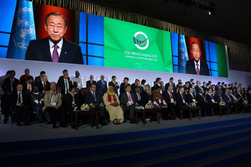100 Prefeitos adotam a Declaração de Seul por cidades sustentáveis