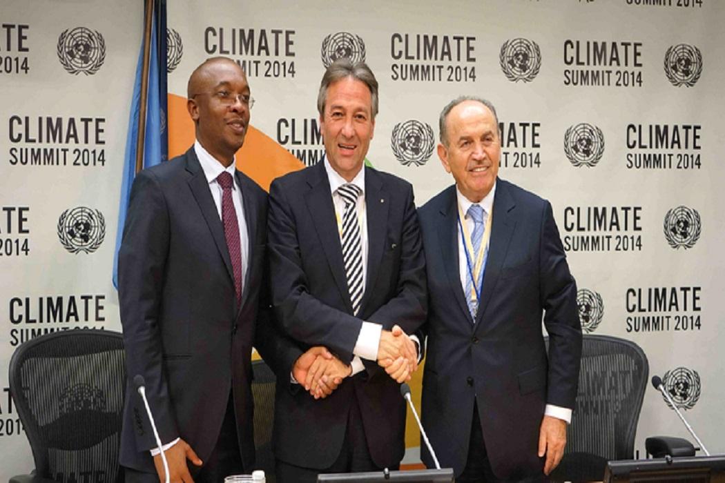 #CidadesAgem sobre as mudanças climáticas e ICLEI firma parceria pelo Compacto de Prefeitos e com outras sete iniciativas ousadas na Cúpula Climática da ONU, Nova Iorque