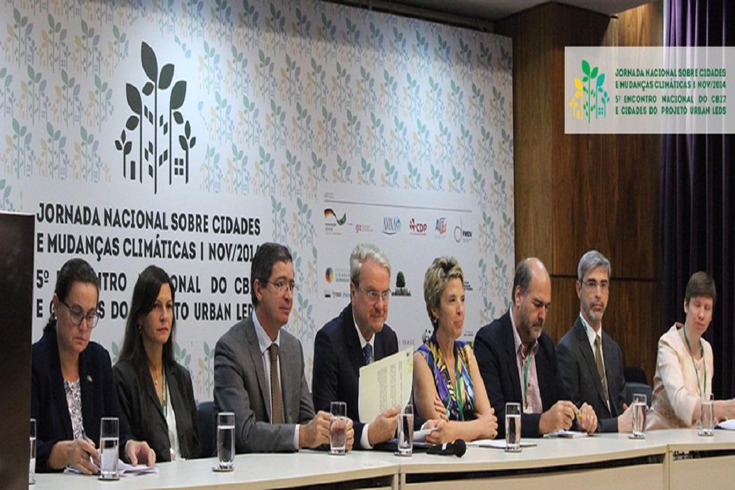 Jornada Nacional sobre Cidades e Mudanças Climáticas