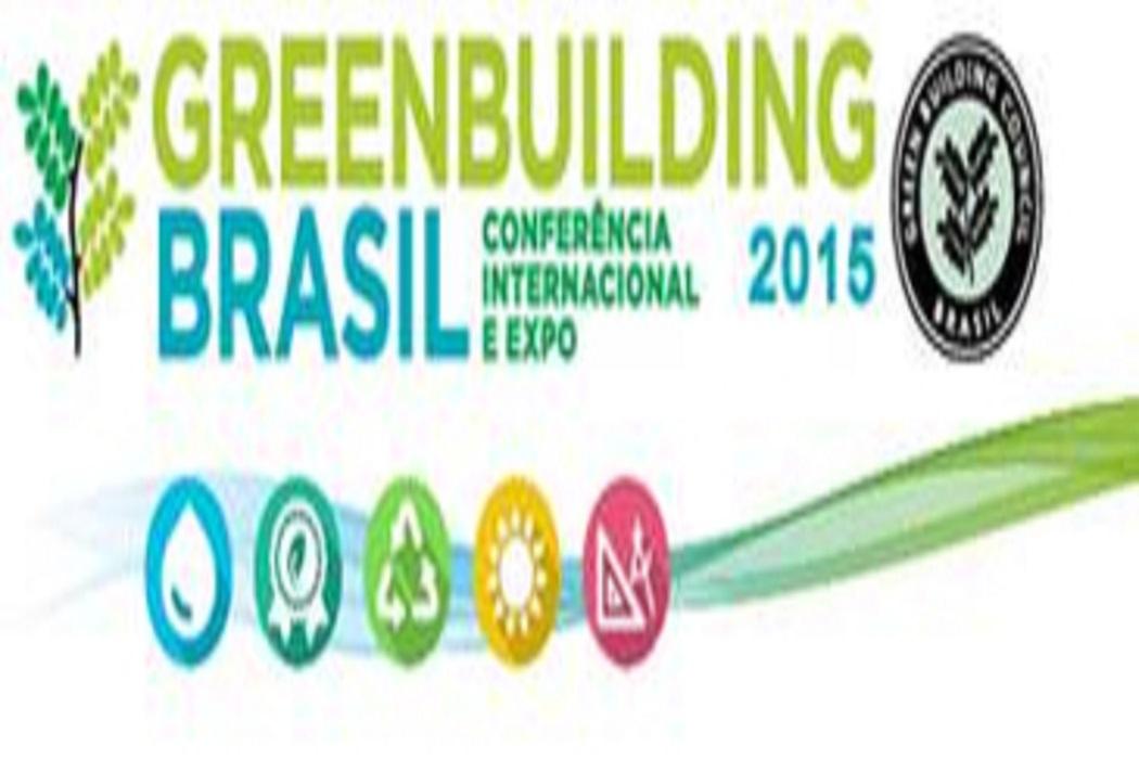 Água e eficiência energética serão os destaques da Greenbuilding Brasil 2015