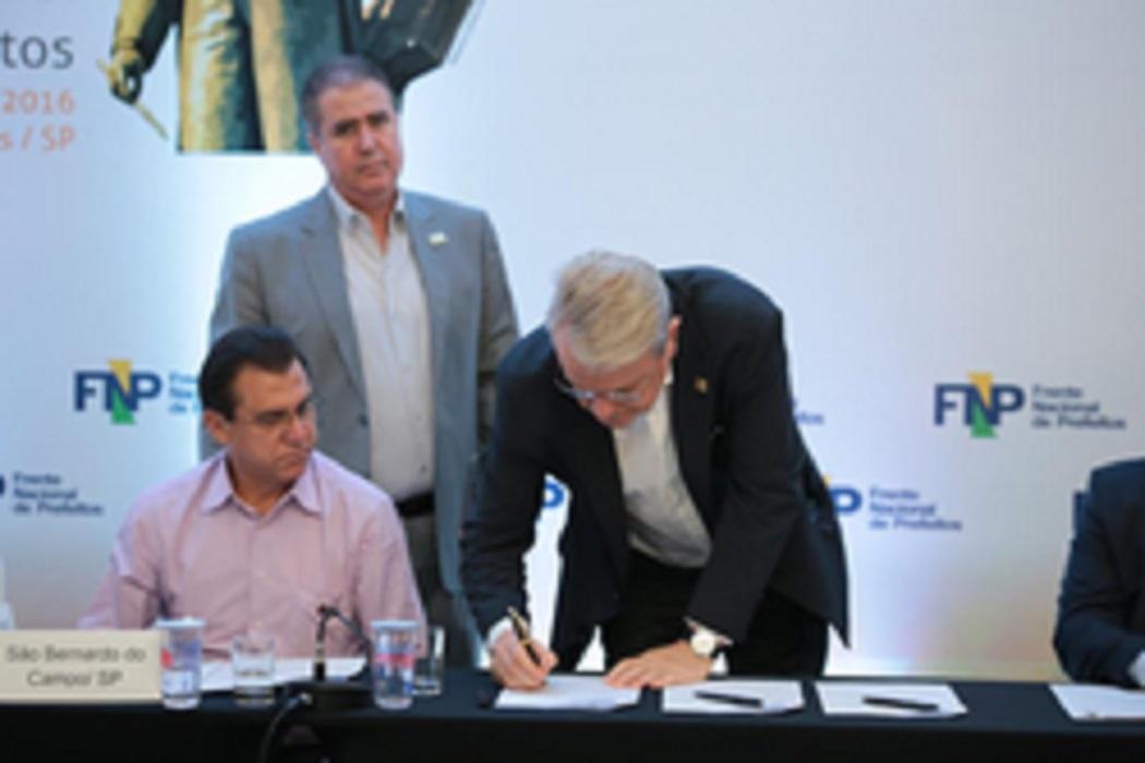 ICLEI e FNP fortalecem parceria para promover desenvolvimento sustentável nos municípios