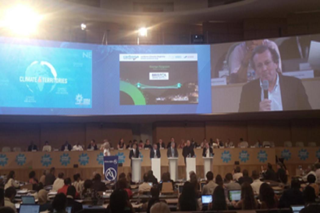 ICLEI se junta ao maior encontro de atores não-oficiais antes da COP21