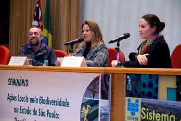 Estado de SP e Prefeituras trocam experiências voltadas para a conservação da biodiversidade