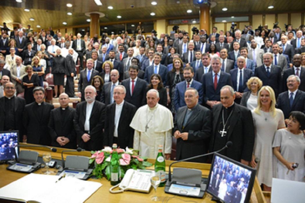 Prefeitos das cidades Membros ICLEI assinam declaração histórica no Vaticano