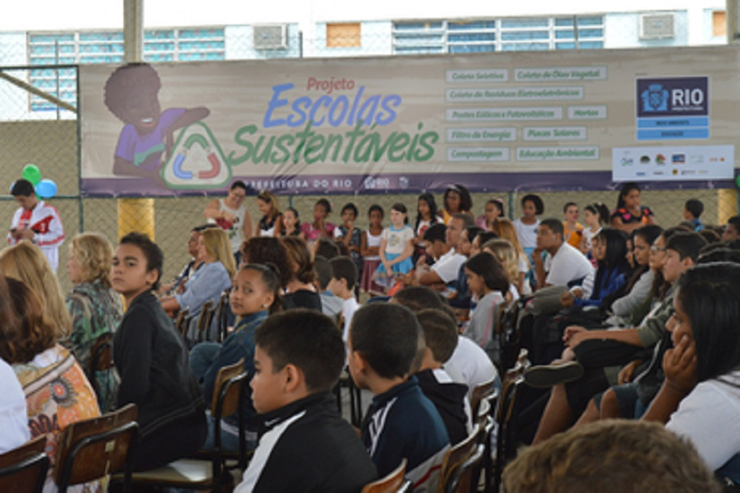 Rio de Janeiro lança o projeto Escolas Sustentáveis com participação da rede ICLEI