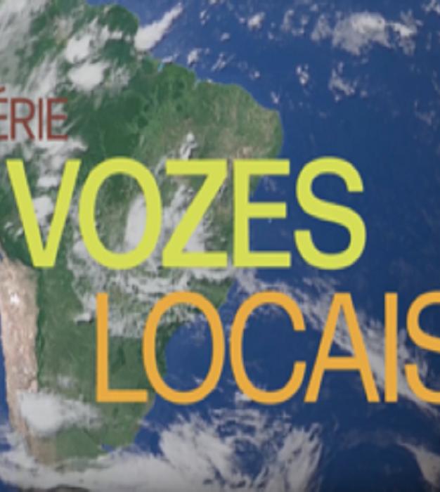 A websérie 'Vozes Locais' retrata as ações de municípios para conservar a natureza