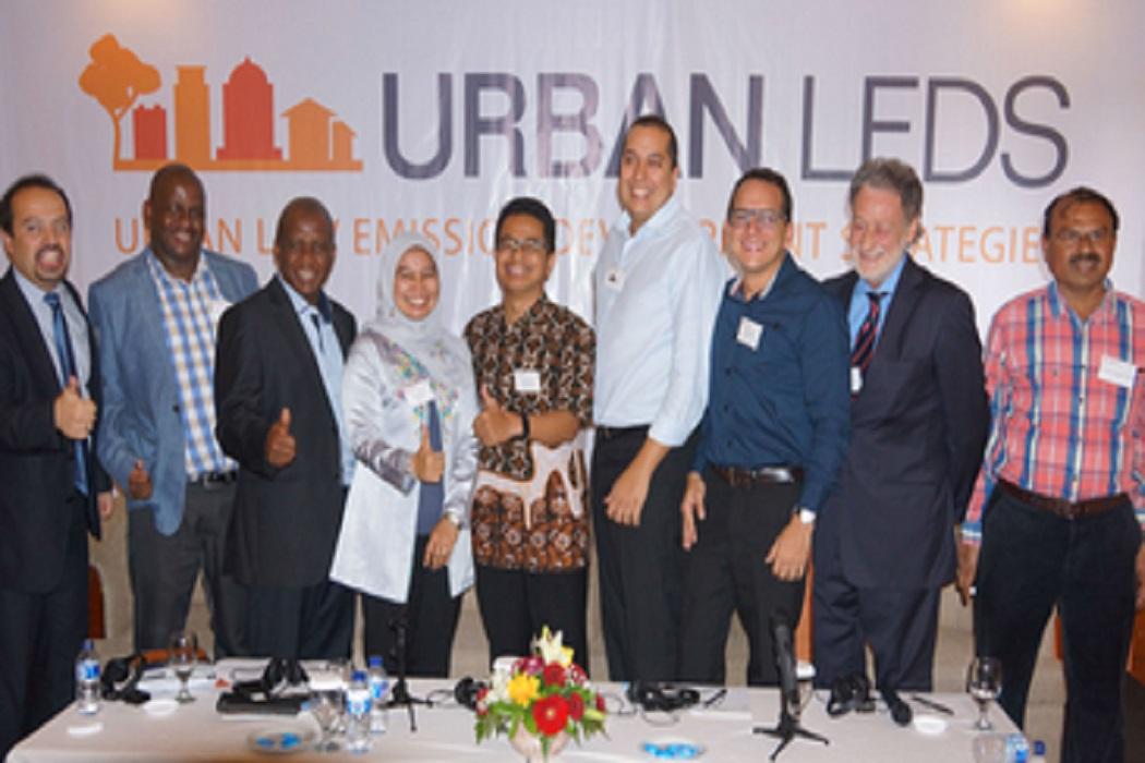 Cidades do Urban-LEDS se reúnem na Indonésia para 2º Seminário Internacional