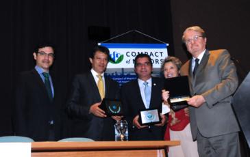 Prefeitos Brasileiros demonstram liderança na agenda climática a caminho da COP21