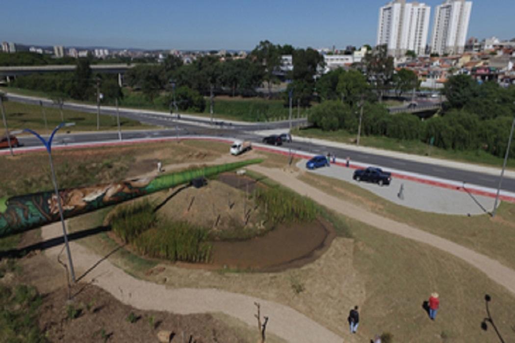 Sorocaba e ICLEI entregam lâmpadas LED na nova Praça da Biodiversidade