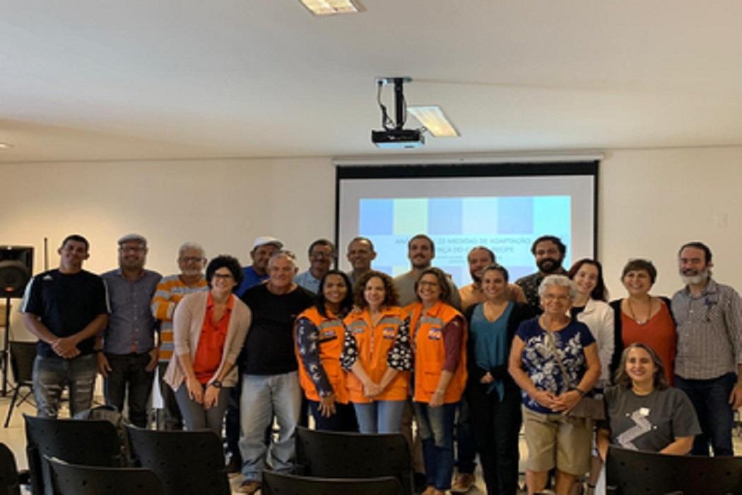 Reuniões e oficinas sobre adaptação à mudança do clima marcaram Recife na última semana