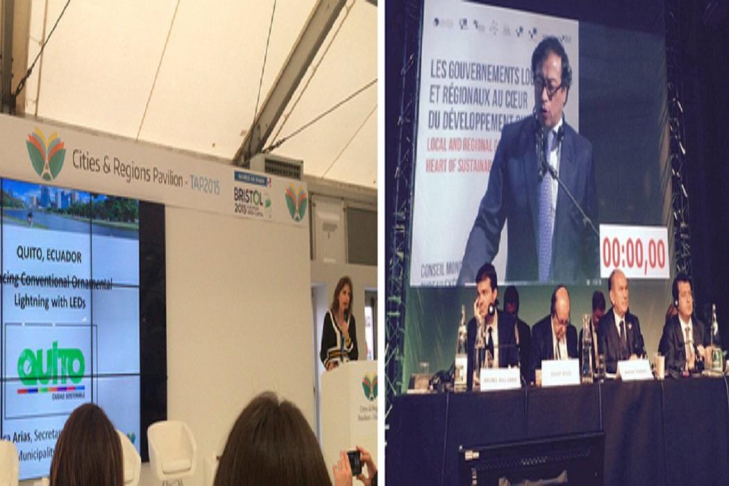 Bogotá e Quito demonstram que Cidades da América do Sul estão agindo na COP21