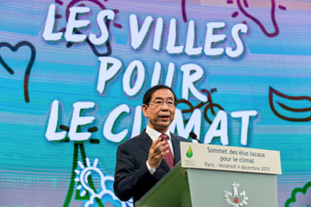 ICLEI celebra Assinaturas ao Acordo de Paris e Dia da Terra