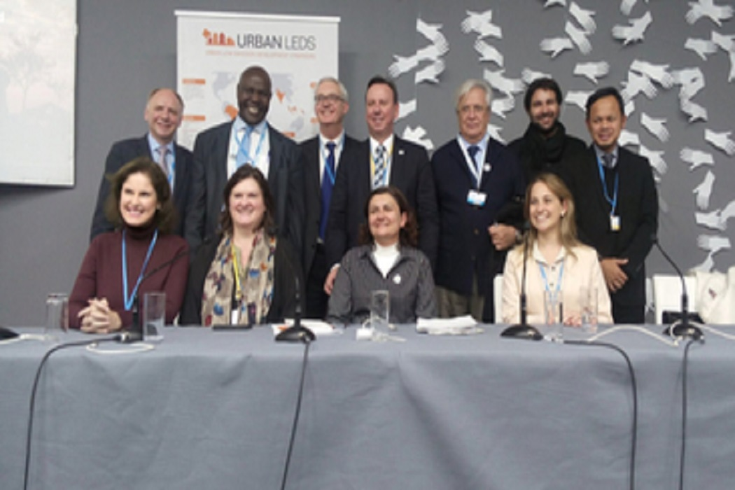 Urban LEDS promove evento paralelo na Zona Azul da UNFCCC