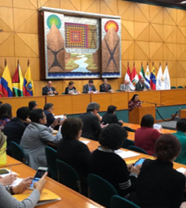 Governos nacionais e municipais de quatro países compartilham experiências na gestão de áreas protegidas locais