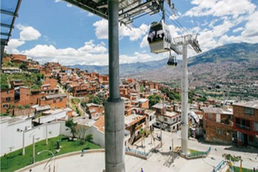 Medellín ganha o prêmio mundial Lee Kuan Yew World City 2016