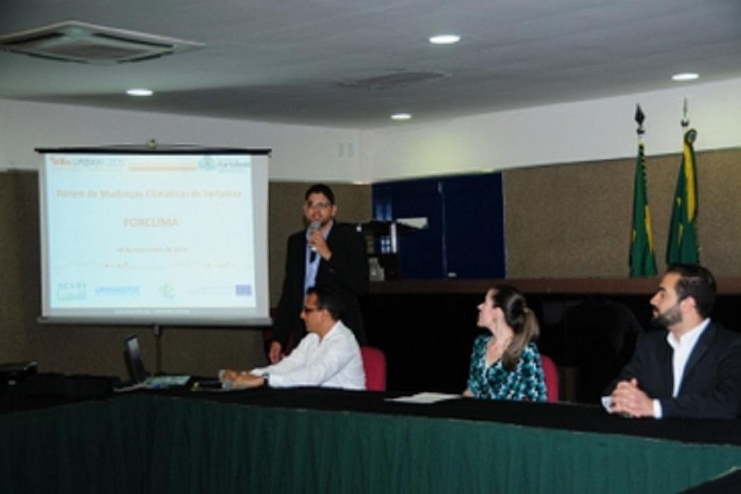 Fórum de Mudanças Climáticas é lançado em Fortaleza