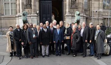 Conselho ICLEI e Comitê Executivo Global Adotam Declaração do ICLEI aos Ministros da COP21