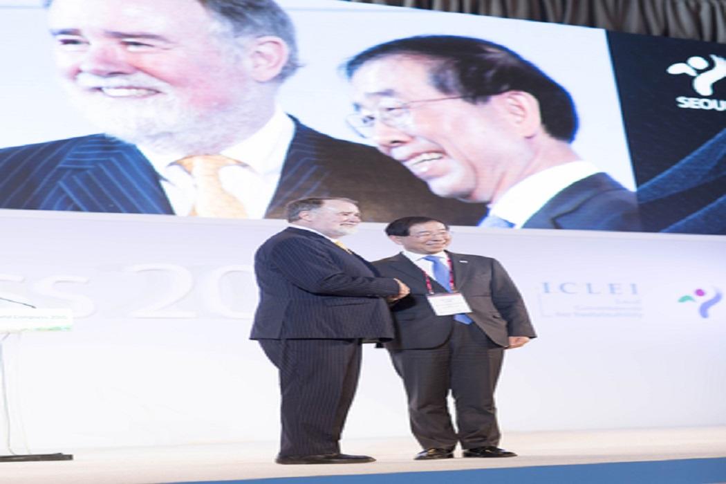 Prefeito de Seul é eleito o novo Presidente do ICLEI