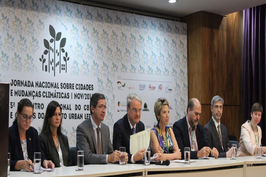 Jornada Nacional: Cidades avançam no enfrentamento às mudanças climáticas