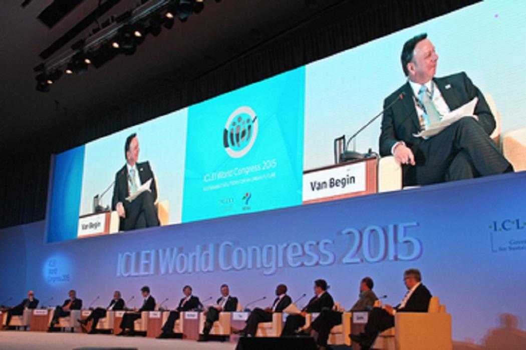 Lançamento da Rede Global de Cidades Líderes em Compras Públicas Sustentáveis