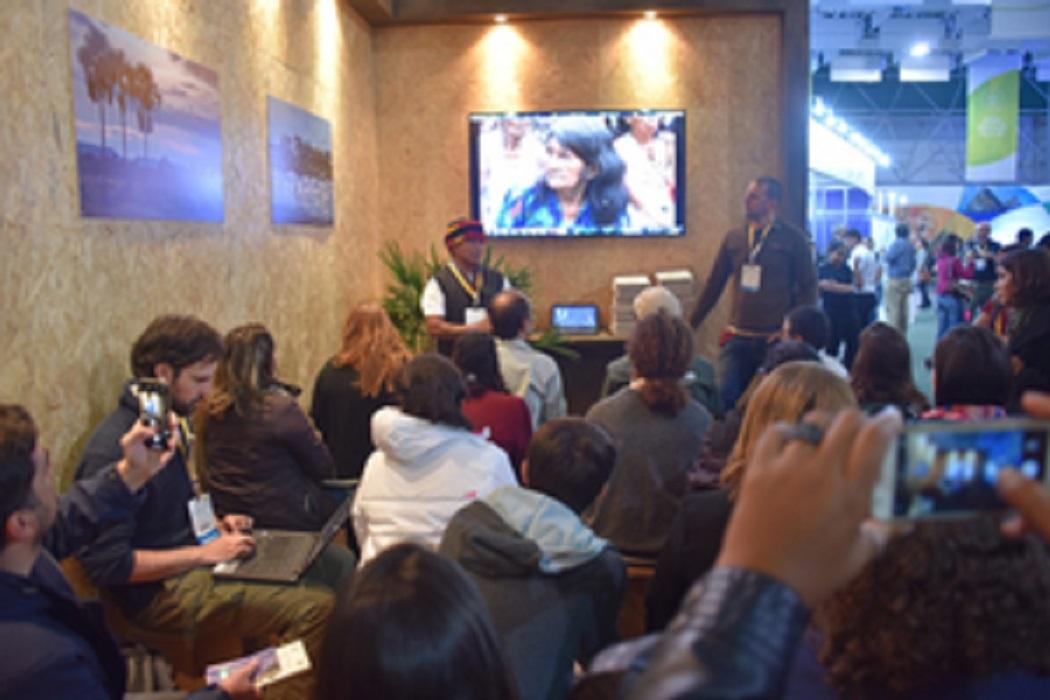 Boas práticas de municípios na conservação da natureza são debatidas durante congresso em Florianópolis