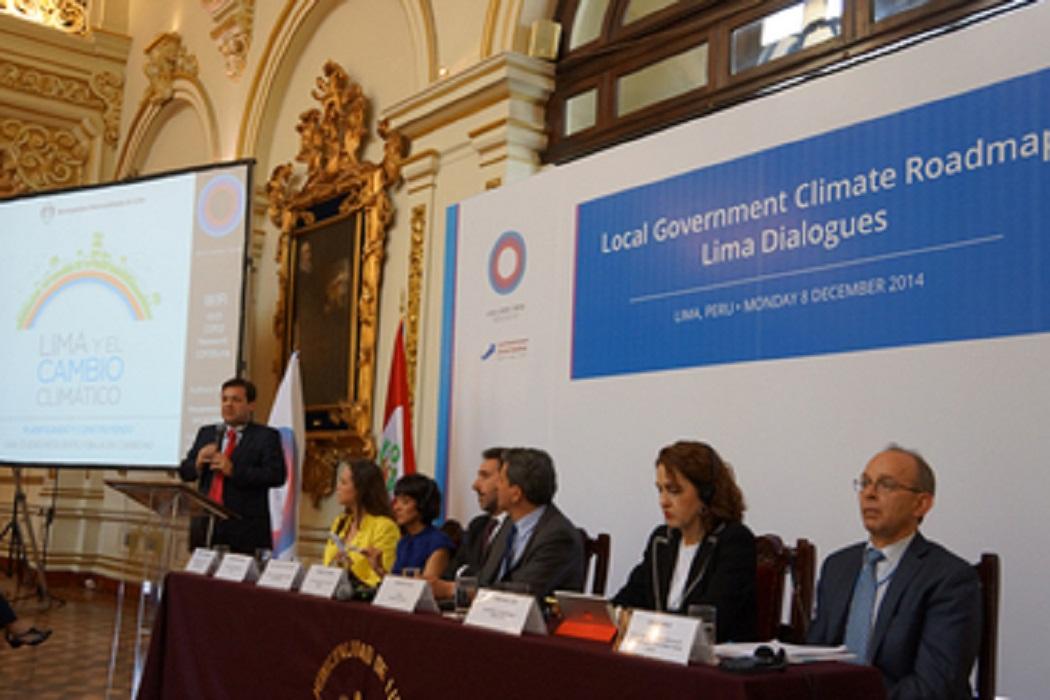 Cidades Latino-americanas ativas pelo Clima na COP20