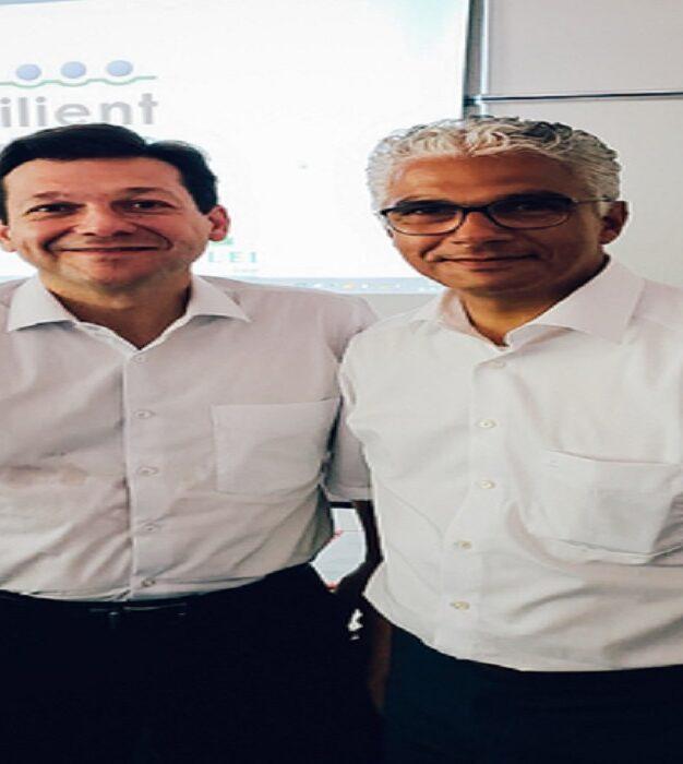 Recife assume a liderança da rede ICLEI na América do Sul