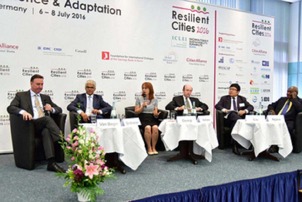 O que aprendemos com o Congresso Cidades Resilientes 2016?