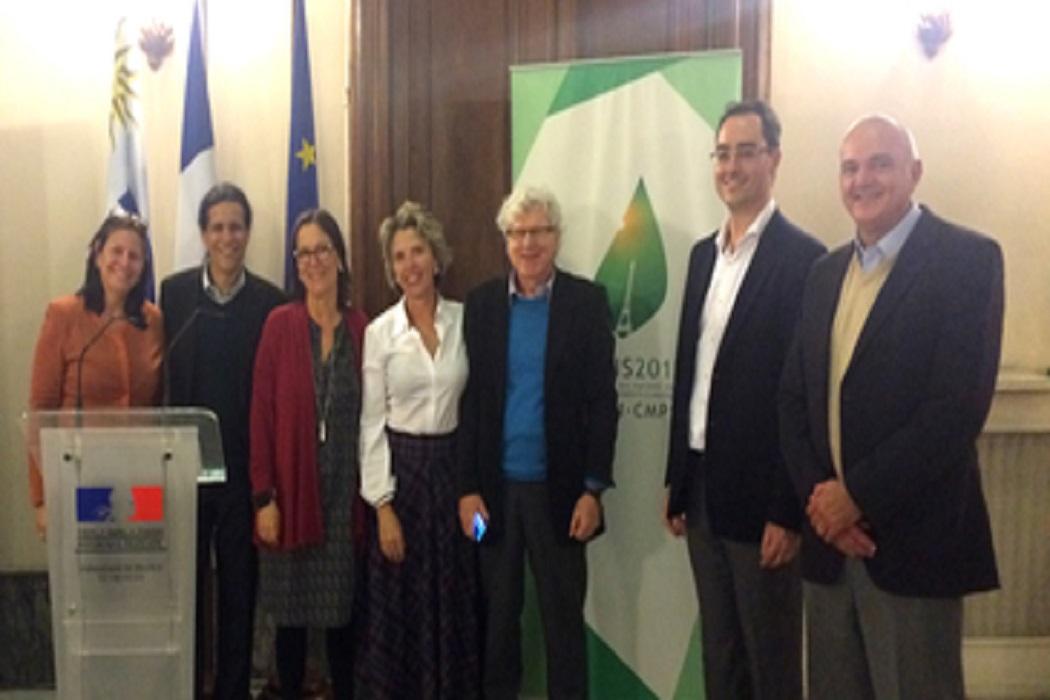 ICLEI participa do II Simpósio sobre Mudanças Climáticas e Tomada de Decisões no Uruguai