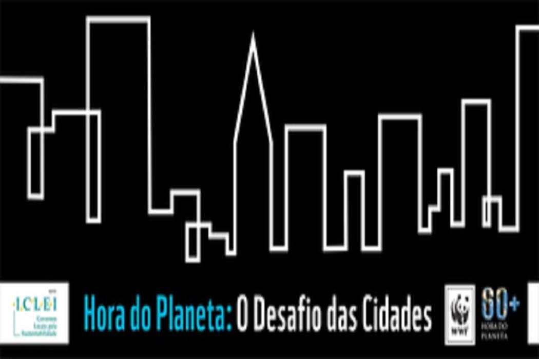 Diez ciudades brasileñas concurren a la Capital Nacional de la Hora del Planeta