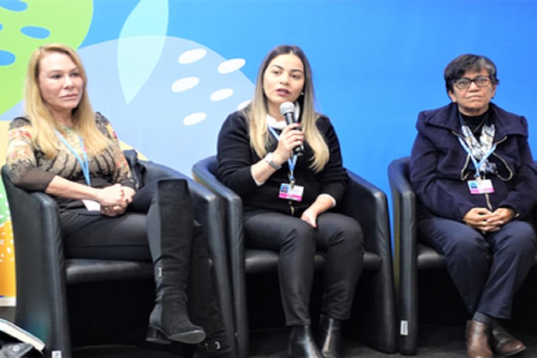 """Alcaldesas """"guerreras"""" de la Amazonia inspiran delegaciones de la COP25 con historias de resiliencia"""