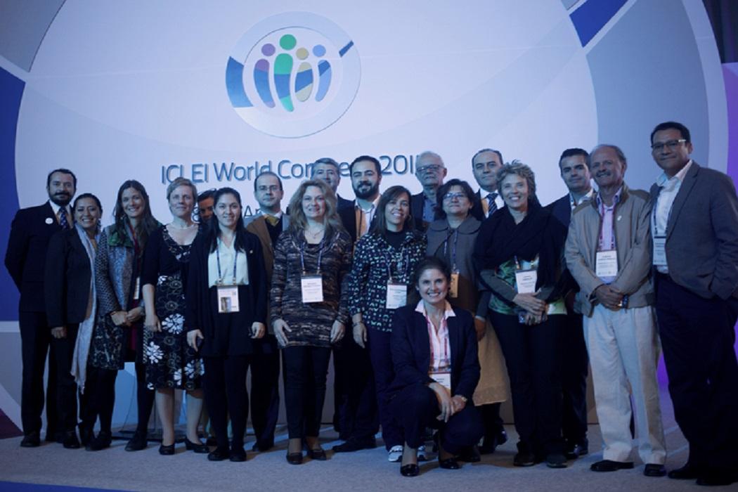 Ciudades de América Latina y el Caribe se reúnen en Congreso Mundial de ICLEI para una mayor integración