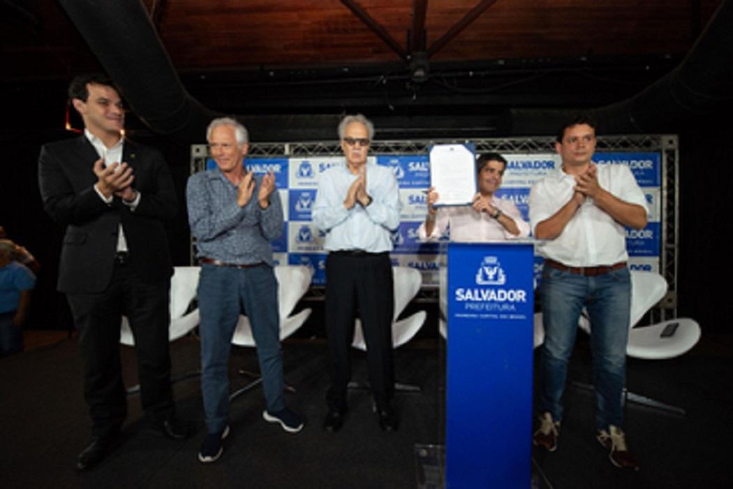 Salvador planeja comemorar seus 500 anos com neutralidade de carbono
