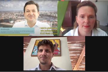 Líderes locales presentan los desafíos verdes de América del Sur en el Congreso Mundial de ICLEI