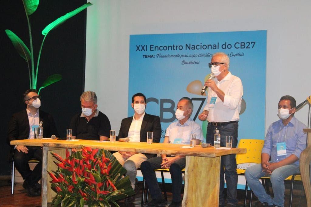 Secretários de meio ambiente das 27 capitais brasileiras se reúnem para discutir sobre financiamento para ação climática local