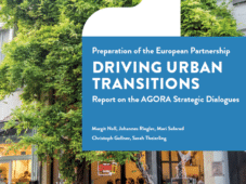 Workshop Driving Urban Transitions towards Sustainable Futures