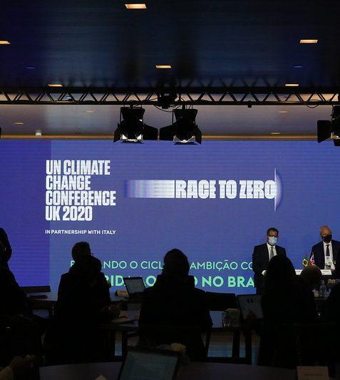 Fechando o Ciclo de Ambição com a Race to Zero no Brasil: um aquecimento para a COP26