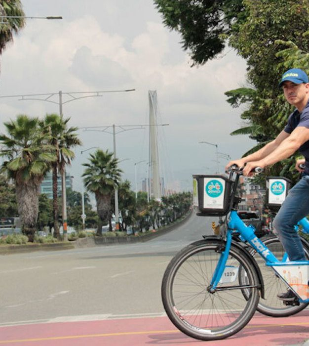 Rio de Janeiro, Mexico City and AMVA exchanged experiences on their bicycle systems