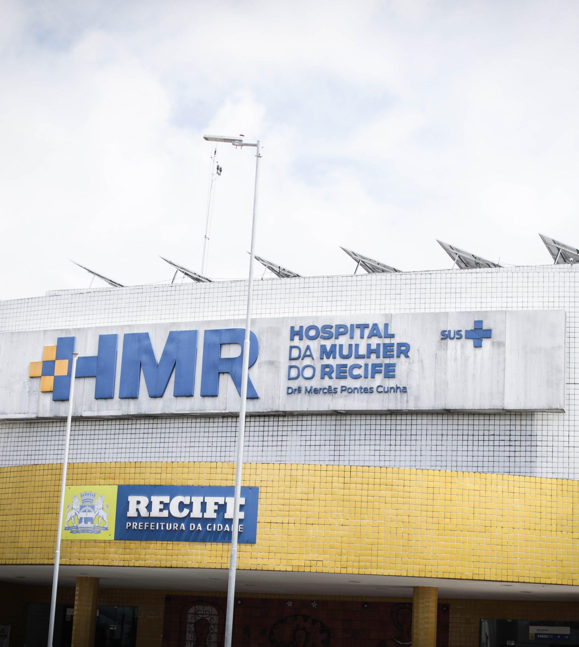 Recife inaugura usina solar no Hospital da Mulher e avança na agenda climática